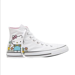 Hello Kitty x Chuck Taylor | All Star Hi 'Flowers'